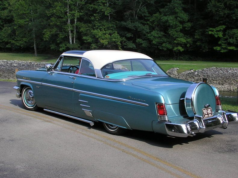 $40,000 Mercury Monterey