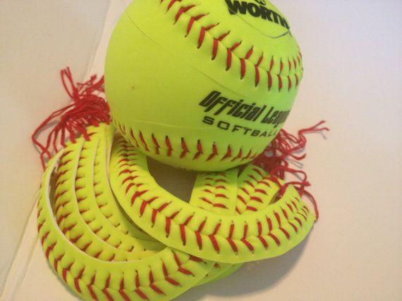 Softball Bracelet