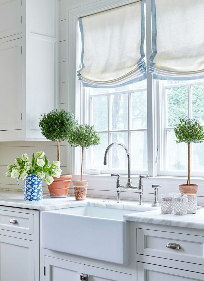 Sarah Bartholomew \'s Nashville Home | Kitchen window ...