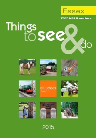 Essex - Things to See & Do - Tourist Map - Exclusive, toursim, 2015