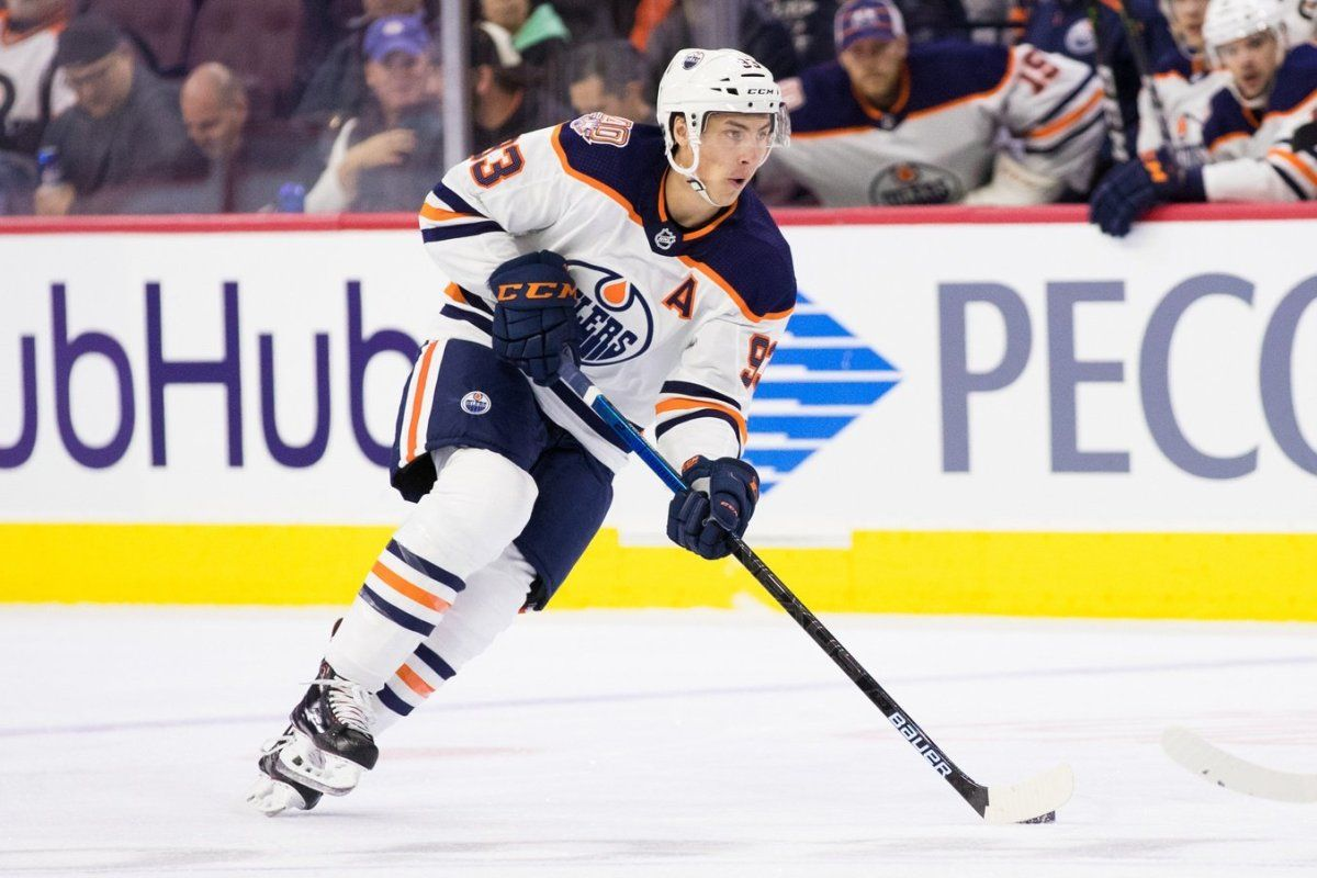 Oilers News! Spector Expect a new contract for Ryan