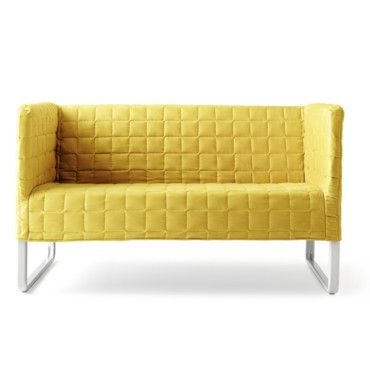 Canapé Deux Places Knopparp Ikea Tuddie Ikea Yellow Sofa