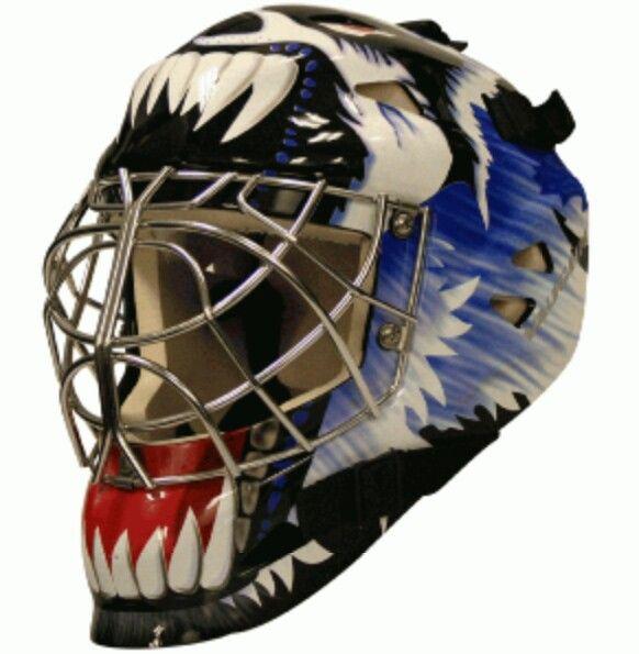 Random Cool Goalie Mask Goalie Mask Goalie Hockey Mask