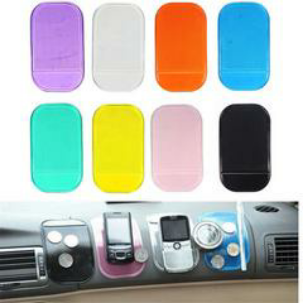 Car Dashboard Anti-Slip Mat Non-Slip Sticky Pad Mobile Phone Holder Accessories