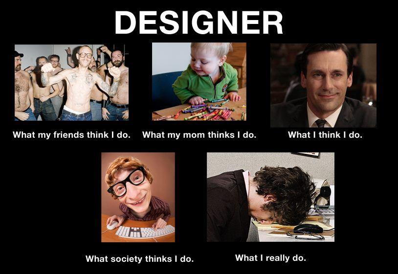 the designer's life