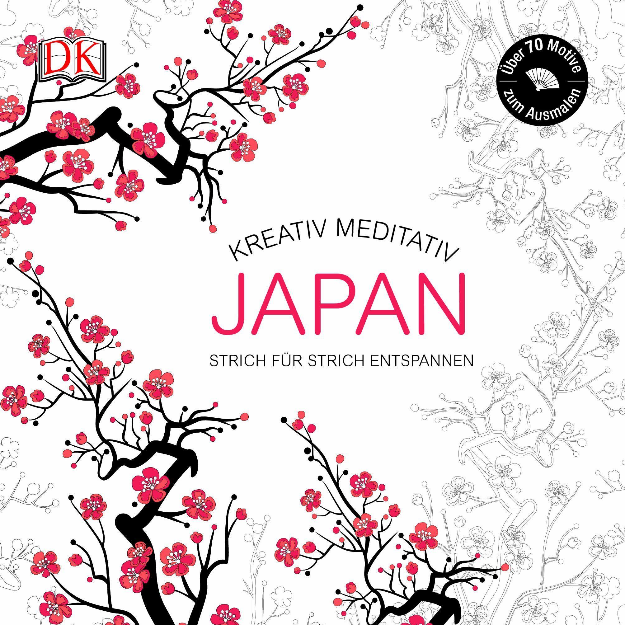 Malbuch für Erwachsene Japan | Malbuch für Erwachsene | Pinterest ...