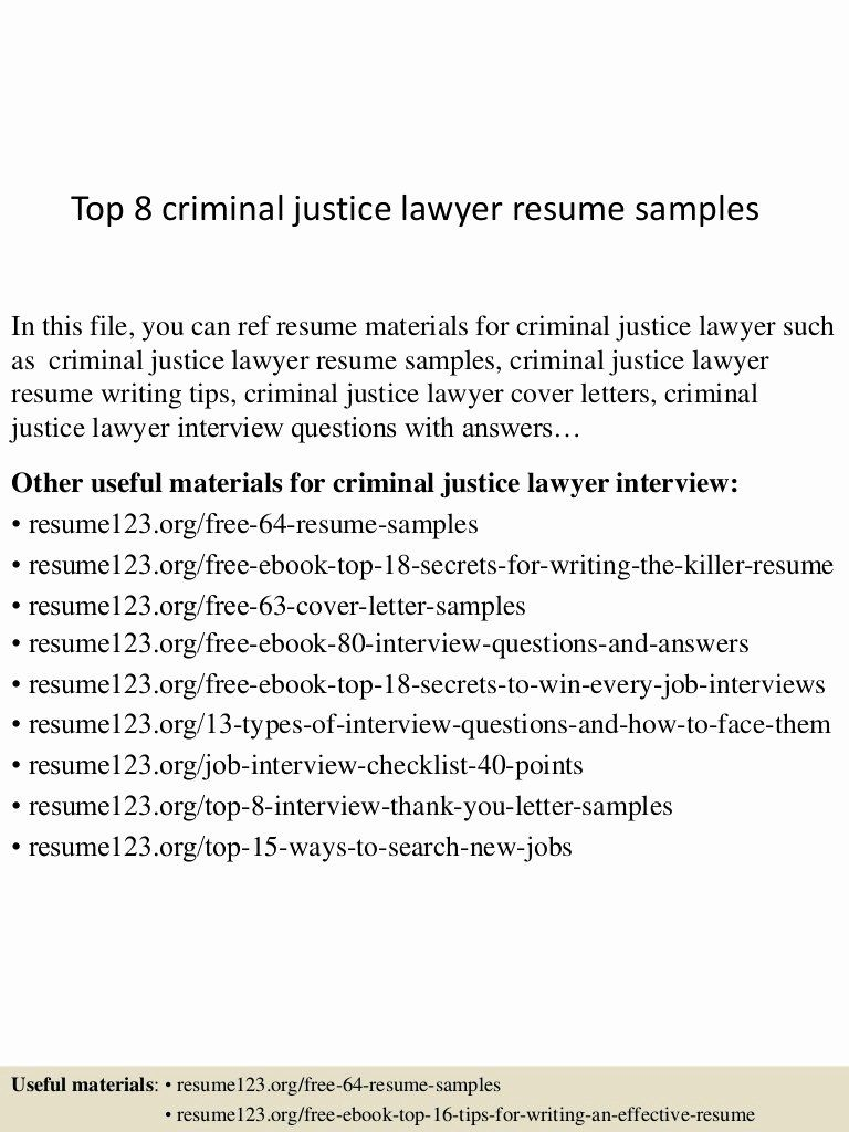 criminal justice resume with no experience™  printable