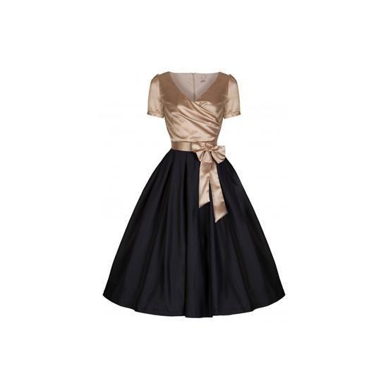 3ce8b2b8c staňte se úžasnou dámou!!! šaty ve stylu 50. let. dokonalé  společenské/večerní šaty určené pro slavnostní příležitost - na ples, na  svatbu, do divadla, ...
