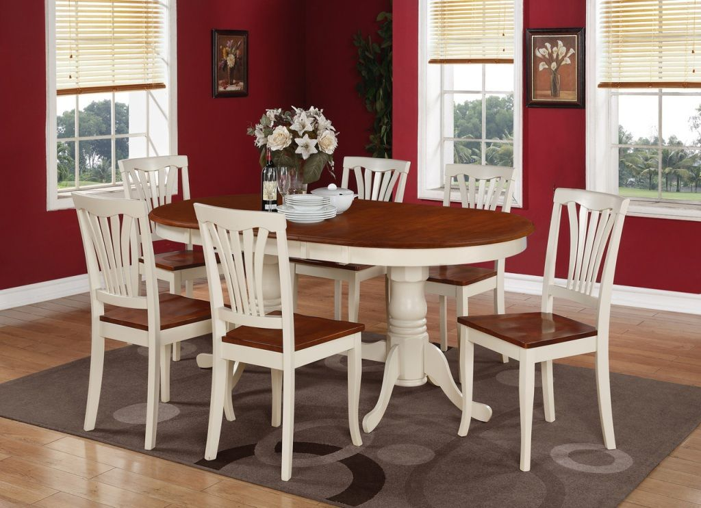 Kitchen Cute Distressed Oval Kitchen Table Also Oval Drop Leaf - Oval drop leaf kitchen table