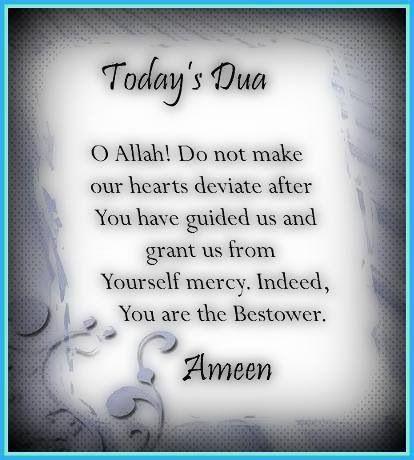 Today's Dhua | Dhua & Zikr | Morning dua, Dua in english