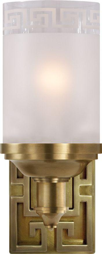alexa hampton for circa lighting olivia single sconce 315 00 retail