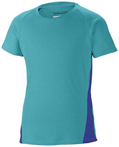 Columbia Girls Silver Ridge/Ii Short Sleeve Tee Columbia Sporting Goods