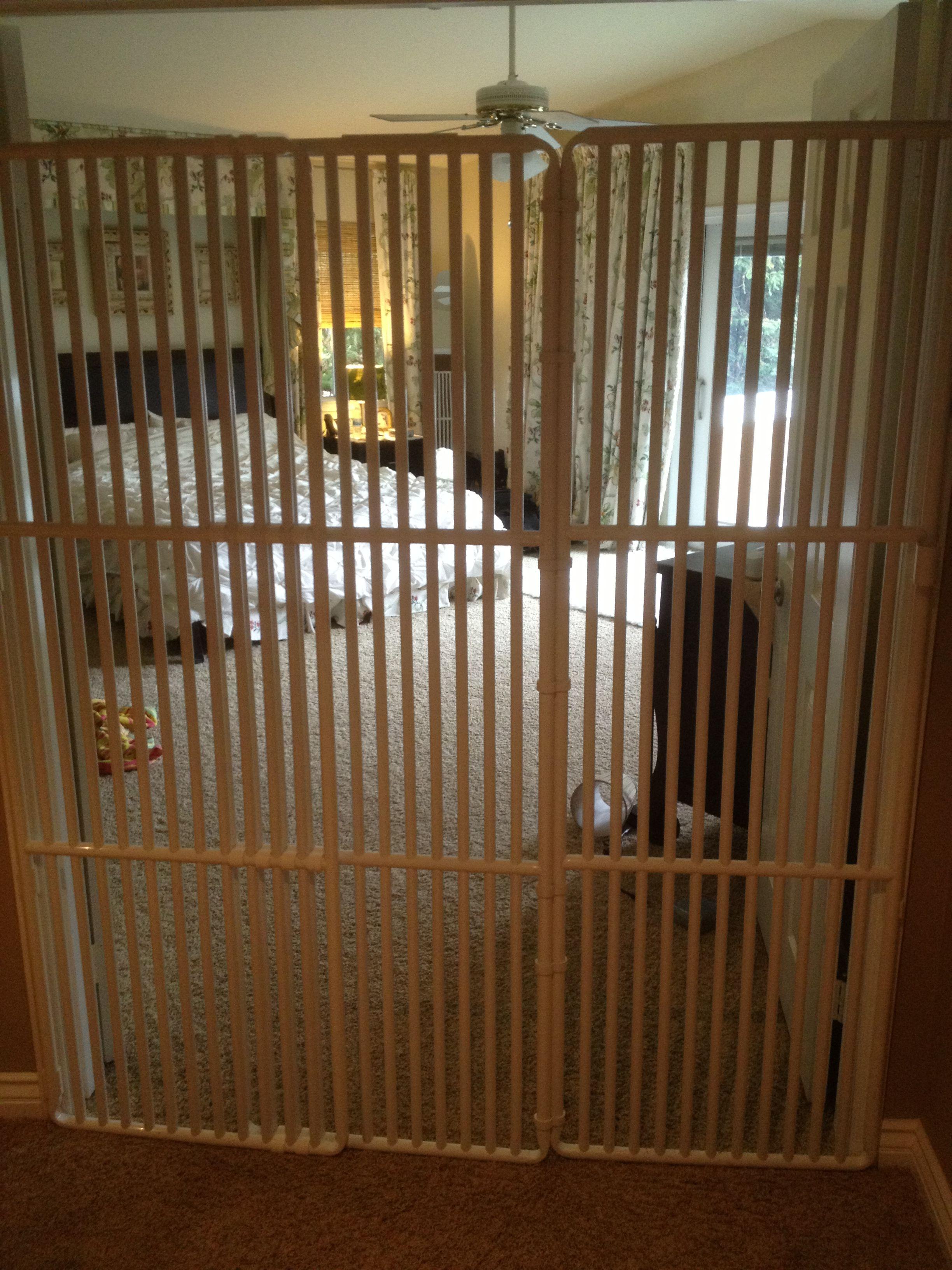 The Tallest Cat Gate In The World Pet Gates Cat Gate