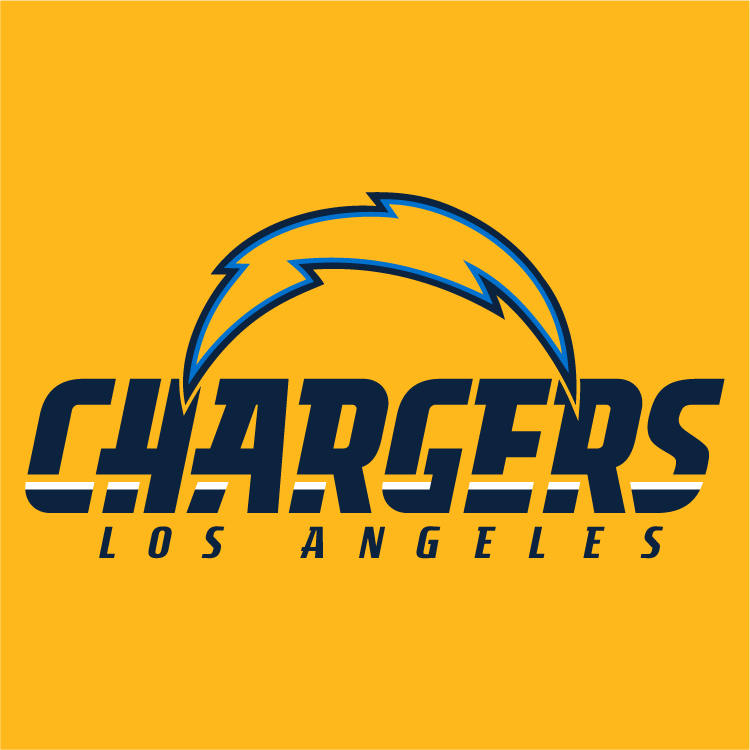 Id 9f963a80168e7487edc33d7c7bff1886a999f9c4 Los Angeles Chargers Alternate On Dark Logo Nation San Diego Chargers Los Angeles Chargers Los Angeles Football
