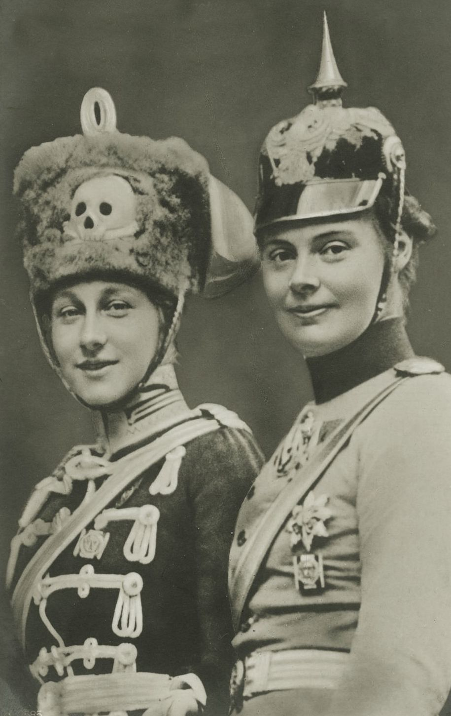 In 1910, Prussian princess Victoria Louise was appointed head the