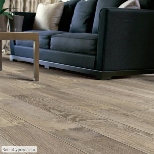 Rustic French Oak featured on the Rustic Wood Look Tile page from South Cypress.