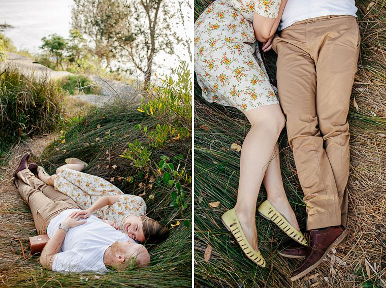 Love in the grass!