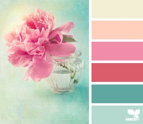 Vintage Hues Color Palette By Design Seeds