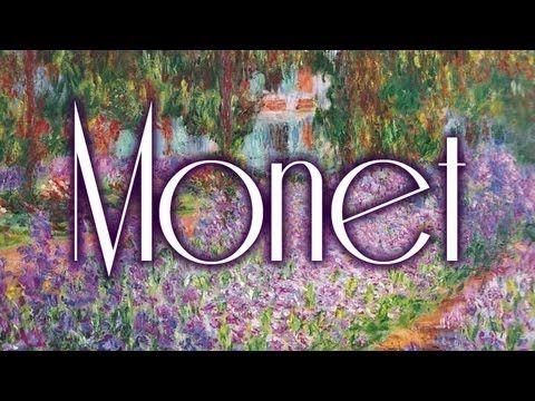 Claude monet cuadros frases y fotos youtube monet - Fotos de cuadros de monet ...
