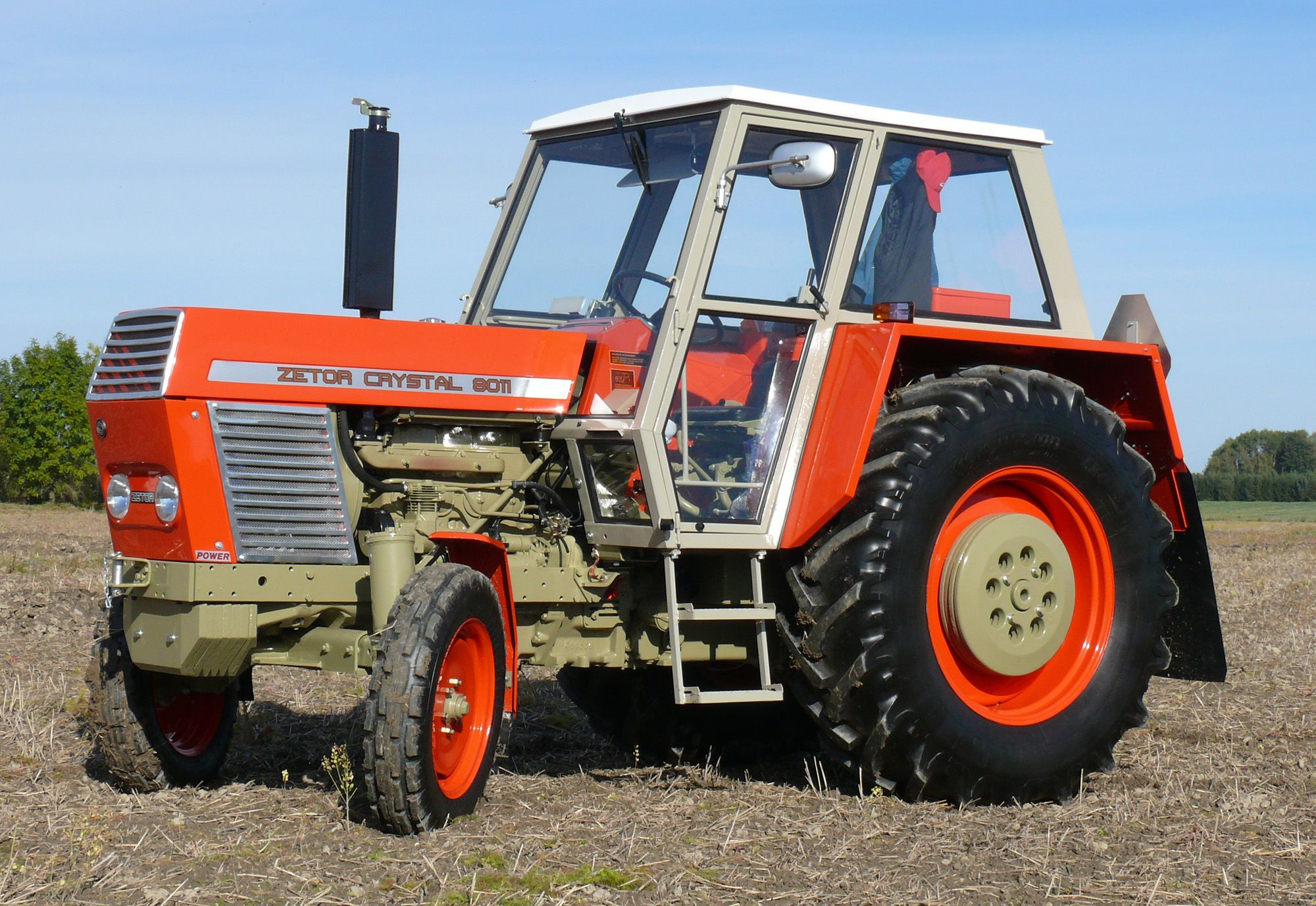 zetor crystal 8011 tractor mania pinterest crystals rh pinterest com Zetor John Deere New Holland Tractors