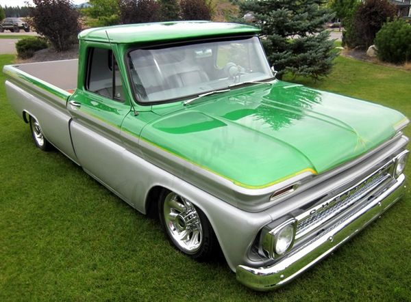 1965 Chevy Truck 1965 Chevrolet C10 Pickup For Sale Chevy