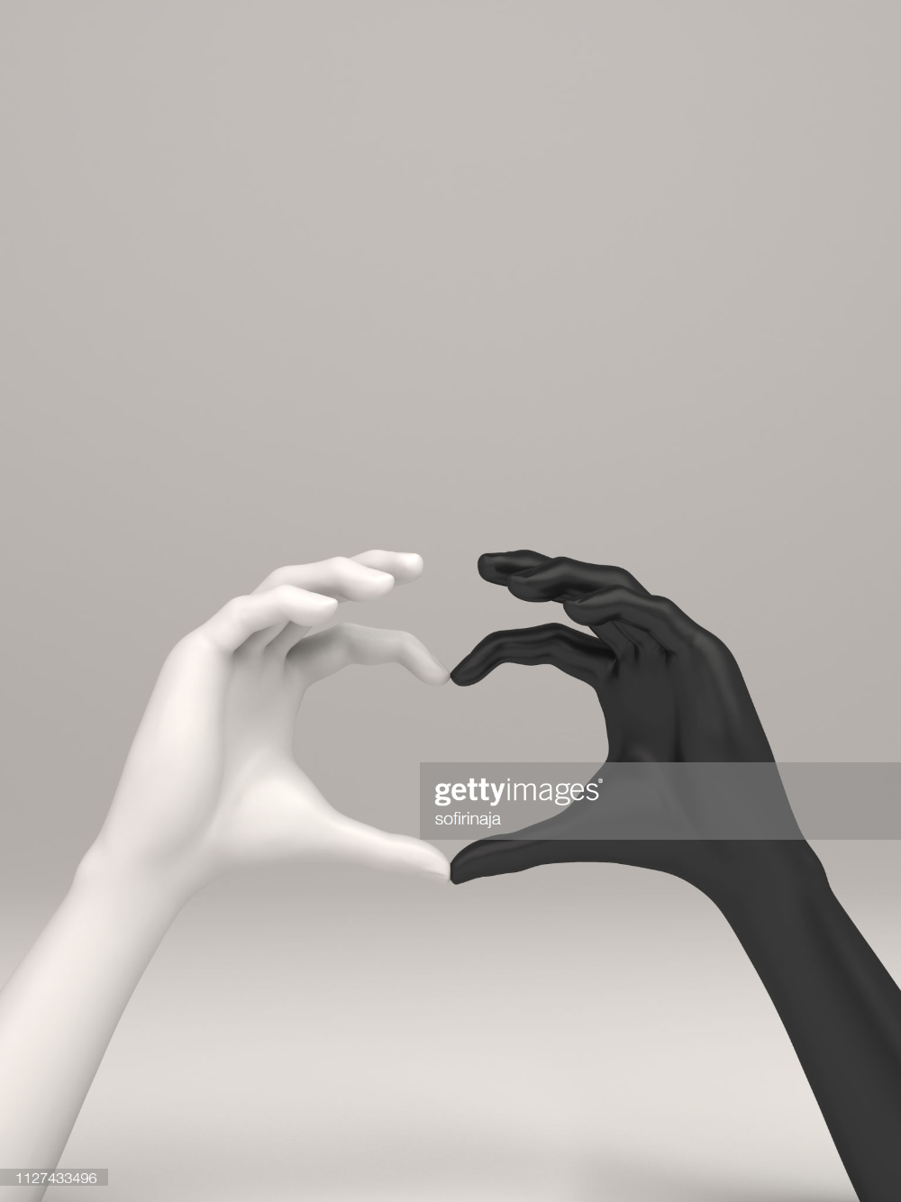 Black And White Hands In Heart Shape On White Background Design White Background Black And White Vintage Couples