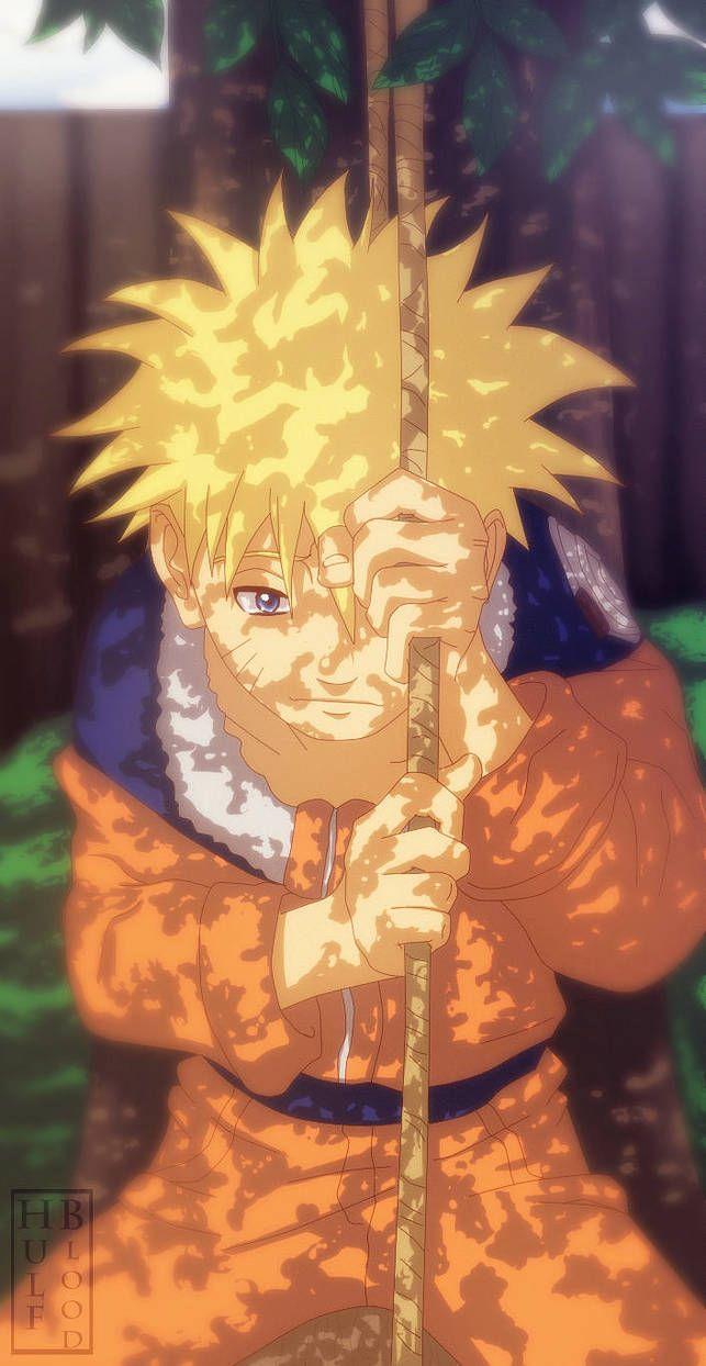 Uzumaki Naruto by HulfBlood on DeviantArt