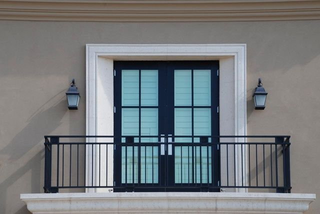 R sultats de recherche d 39 images pour modelo de rejas - Rejas para balcon ...