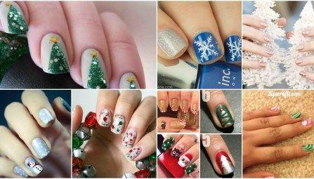 Photo of 20 Fantastic DIY Christmas Nail Art Designs That Are Borderline Genius