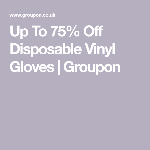 Up to 400 Disposable Vinyl Gloves (With images) Vinyl