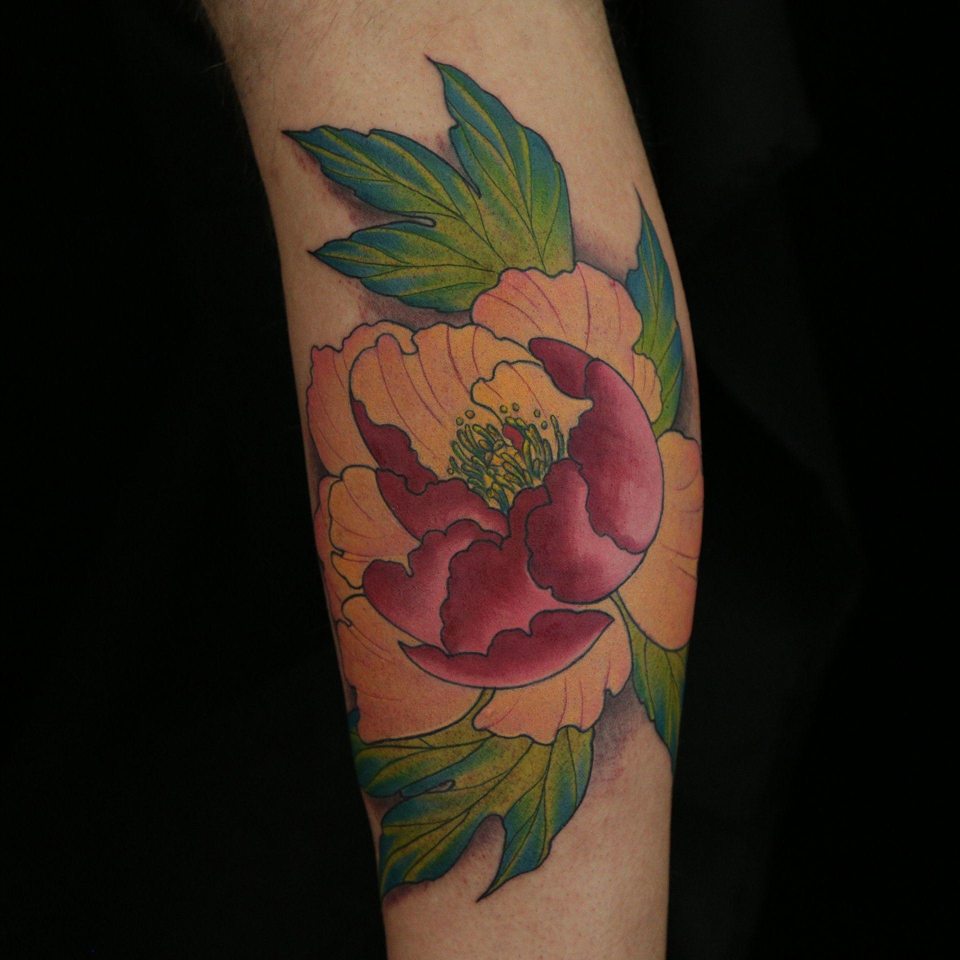 Tattoo by Rachel Helmich Tatuagens