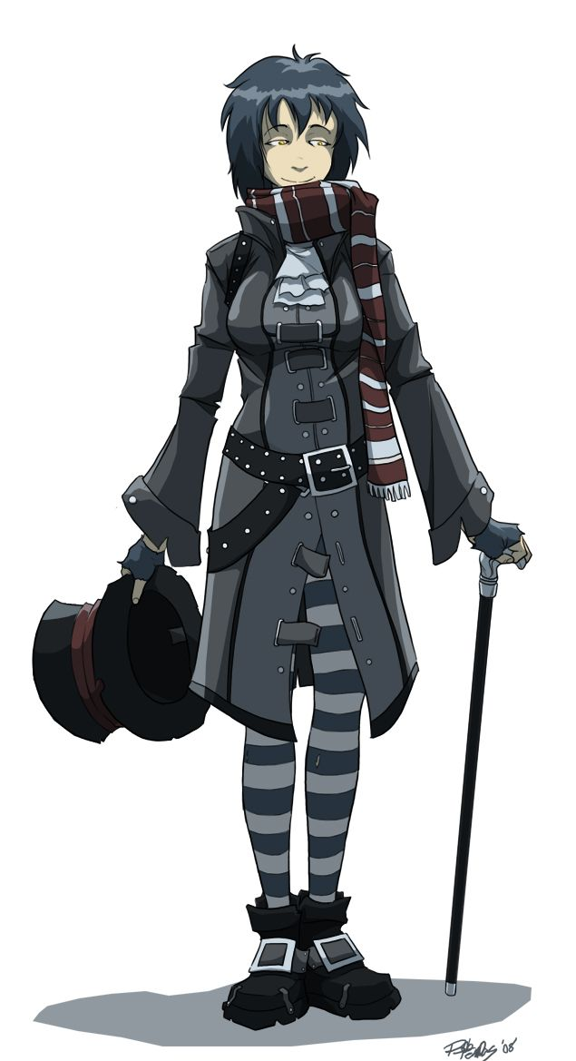steam punk anime steampunk - photo #32
