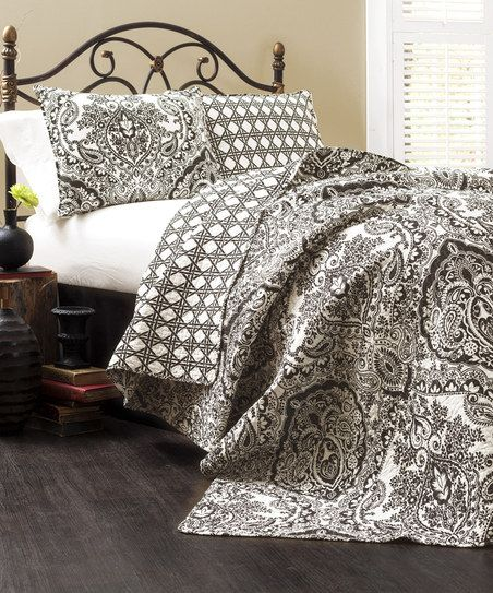 Charcoal Aubree Quilt Set House Pinterest Yellow Pillows Delectable Lush Decor Special Edition Pillows