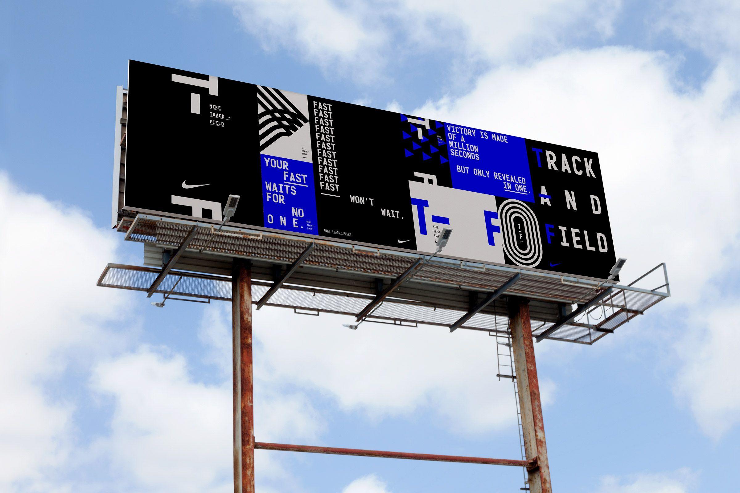 fdce81af0171 Nike - Track + Field  18 Identity on Behance