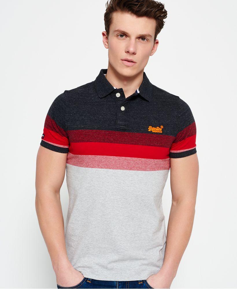 superdry mens polo shirt - 820×1000