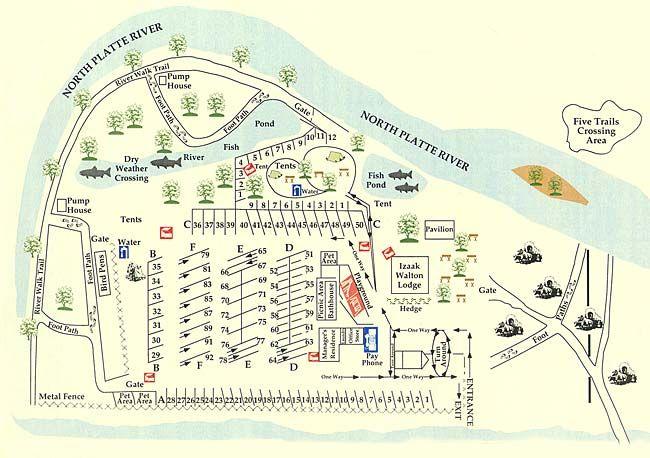 Fort Caspar Campground Casper Wy Campground Rv Parks Rv