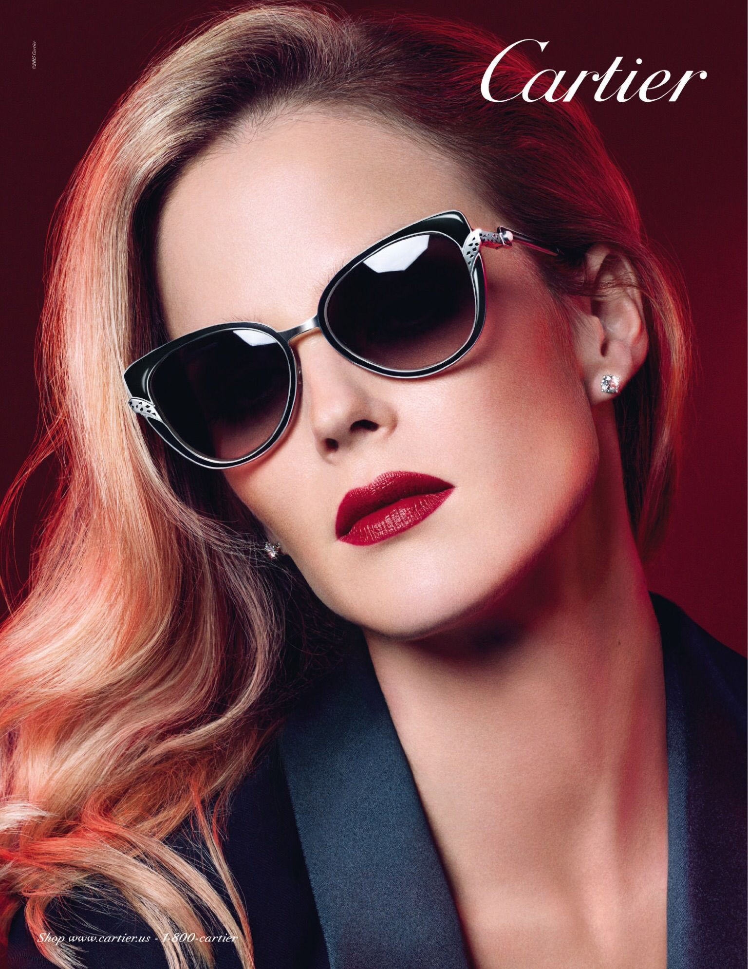 Introducing Cartier frames and sunglasses! Come visit Lenscrafters ...