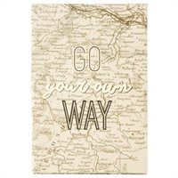 Go Your Own Way Travel Journal