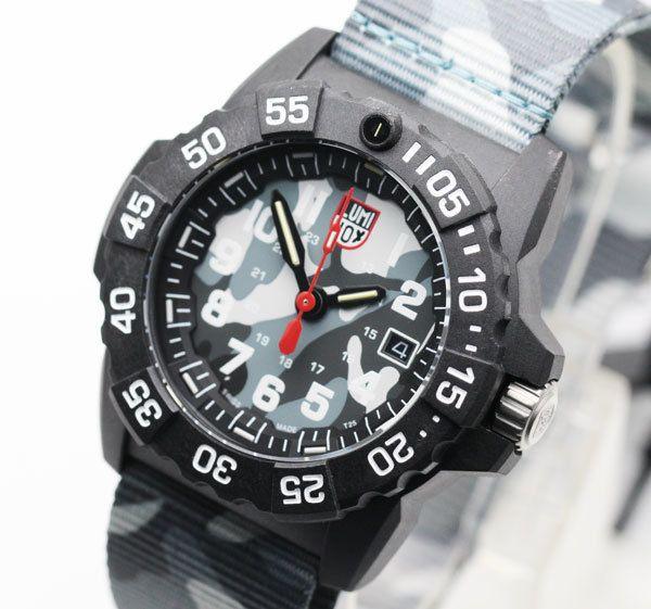 b29a4347fcf Swiss Made Navy SEAL Divers Luminox 6100 6200 PVD Stainless Steel Men s  Watch