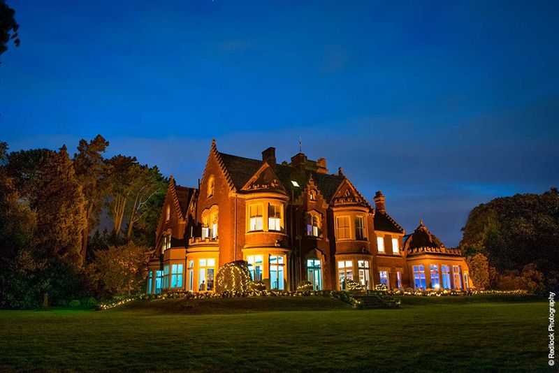 Pendrell Hall Wedding Venue In Staffordshire