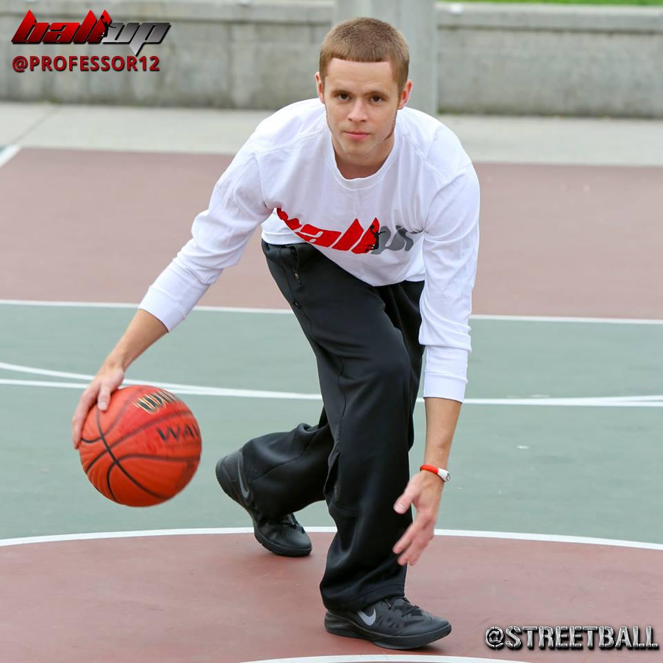 The Professor   Basketball is life, Grayson boucher, Professor