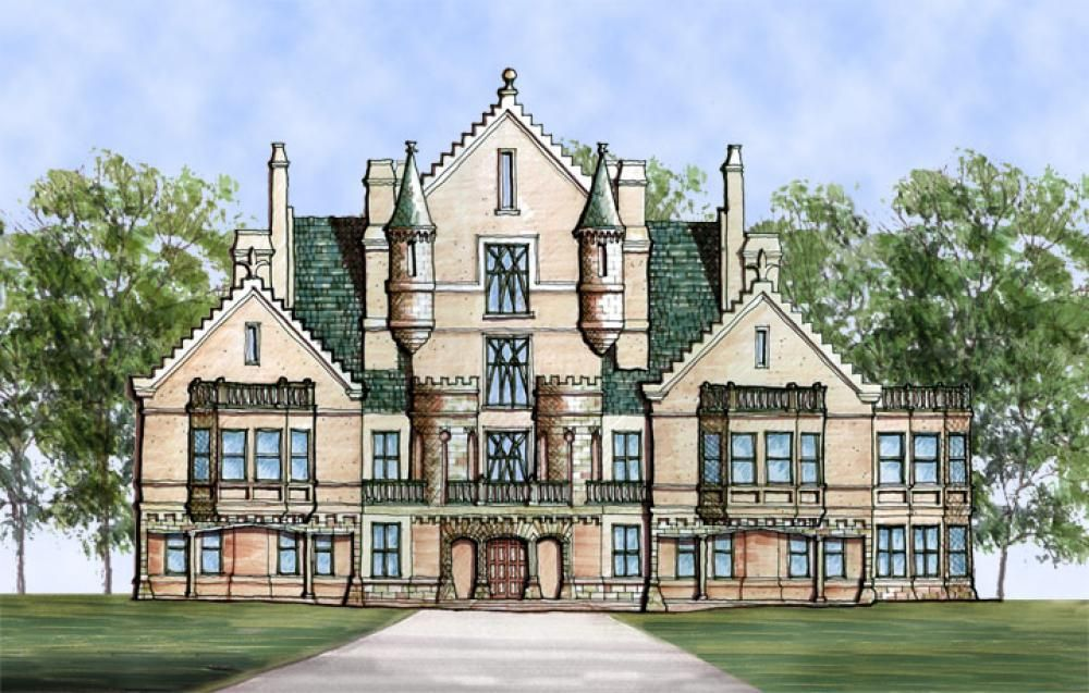 17 Best 1000 images about Castle house on Pinterest Home plans