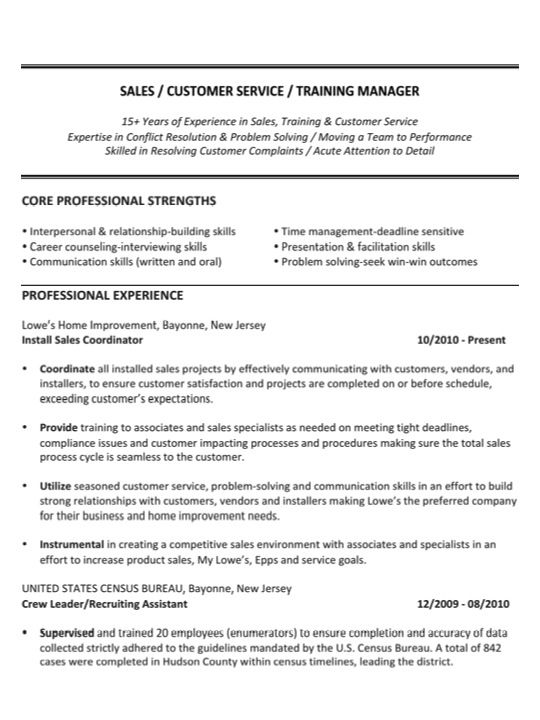This is an example of a value-based resume Creating a  - mail processor sample resume