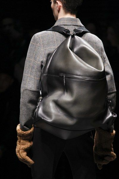 See detail photos for Salvatore Ferragamo Fall 2017 Menswear collection.