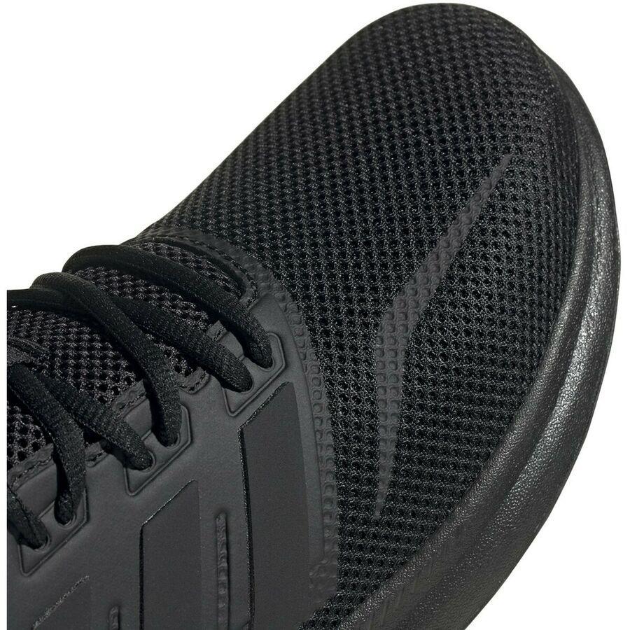 Mens Adidas RunFalcon Black Sport Sneaker Athletic Sport Shoes G28970 Size 8 13