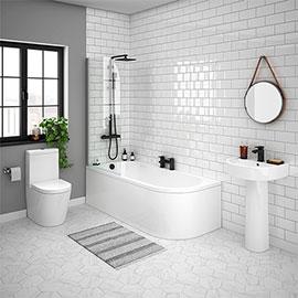 pincat handleigh on first home inspo   shower bath