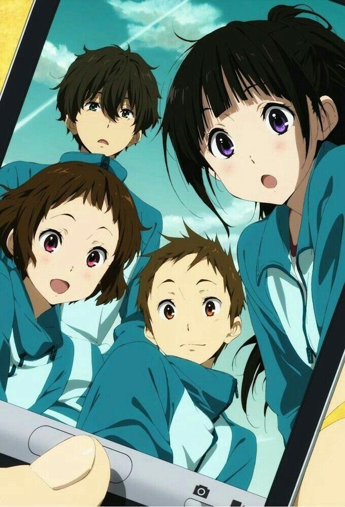 Idea by Arata Aki on Kirei,kawaii,kakkoi Anime, Hyouka