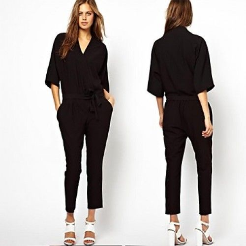 bigcatters.com long sleeved jumpsuit (33) #jumpsuitsrompers ...