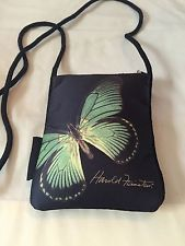 Harold Feinstein Erfly Purse Cross Body
