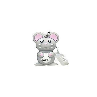 I GOT TO HAVE THIS  sears.com  $19.99  Emtec M312 Animal USB Flash Drive 4GB (Mouse)
